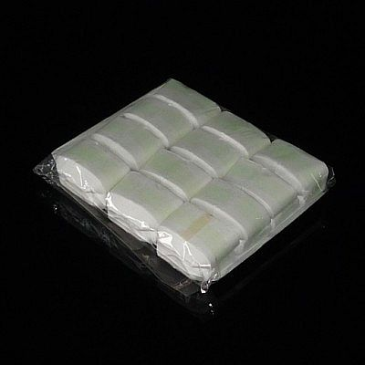 Mouth Coils - White Color - Paper (12 Pcs)